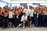Broncos Old Boys Visit Hunter Valley Dec 2012
